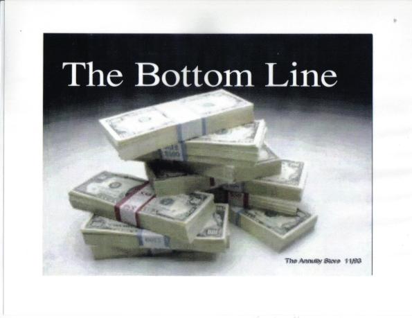 Your dollar